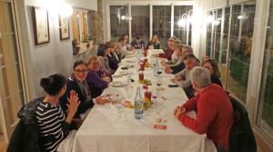 """""""Anècdotes havent sopat"""" al restaurant Buganvilia"""