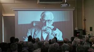 "Projecció del documental ""Eugeni Xammar, la ploma silenciada"""