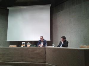 Conferència de Quim Torra / Marçal Sala