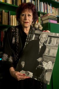 Pilar Aymerich / Fotografia d'Albert Salamé