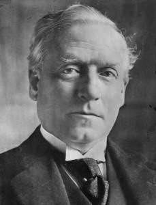 Herbert Henry Asquith, al 1914 primer ministre del Regne Unit.