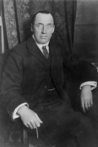 Edward Carson, cap dels unionistes irlandesos.
