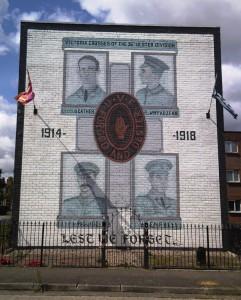 Mural Ulster